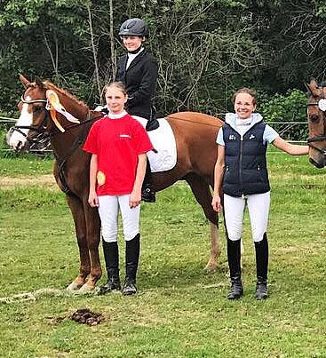 Reiterinnen vom Gut Moschenhof